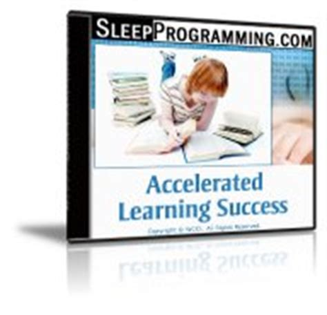 accelerated learning the secrets of learning abilities your brain to learn faster and become smarter than learning skills communication skills learning strategies books sleep programming reprogram your mind while you sleep