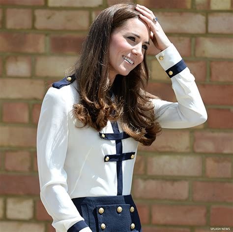 Style Kates Blouse by Mcqueen Blouse 183 Kate Middleton Style