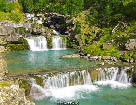 ver imagenes insolitas naturaleza cascada ordesa 23270