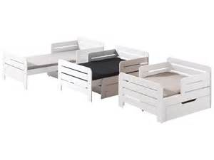 acheter le lit 233 volutif jumper blanc