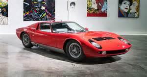 Buy Lamborghini Miura Historic Lamborghini Miura S Barn Find In New York City
