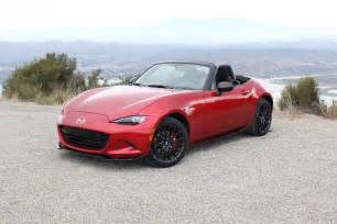 mazda will reveal a hardtop version of its new mx 5 miata
