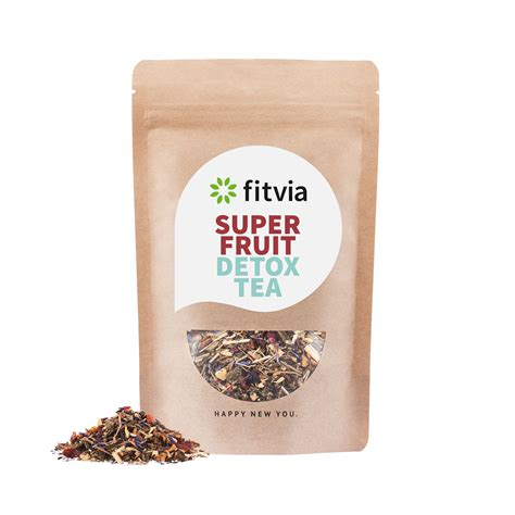 Fruits In Detox Tea by Complete Health Set 187 Fitvia
