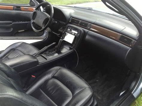 Sc400 Interior by Sell Used 1995 Lexus Sc400 Coupe 2 Door 4 0l In Delray
