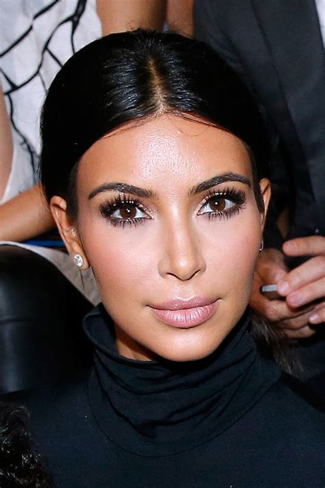 kim kardashian makeup and dress up games makeup lessons from kim kardashian s signature look glam