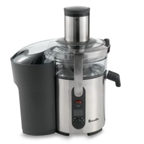 breville juicer bed bath and beyond buy breville 174 juice fountain plus from bed bath beyond
