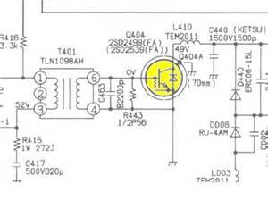 transistor horizontal queimando transistor saida horizontal queimando 28 images conserto tv toshiba transistor bu808dfi