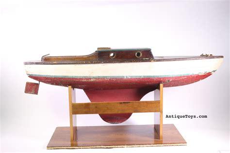 toy boat pond worth aj pond yacht friendship schooner for sale sold antique