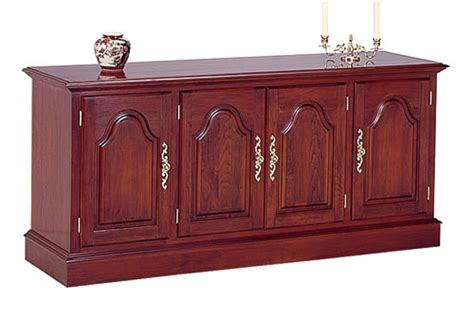 cherry buffet cherry credenza cherry dining room furniture