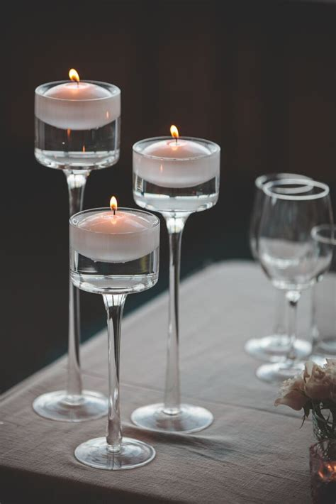 Home Design Lighting by Tiered Floating Candle Holder Set 187 Queenstown Wedding Hire