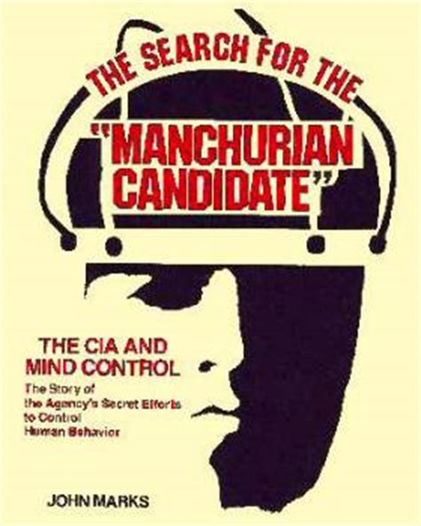 the candidate books the search for the manchurian candidate