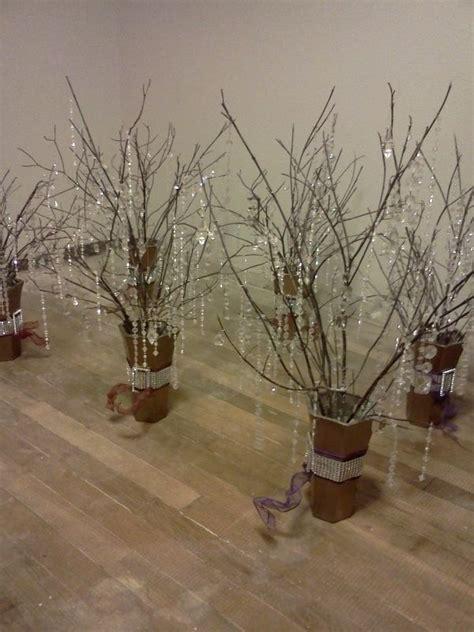 tree branch centerpiece tree branch centerpiece wedding