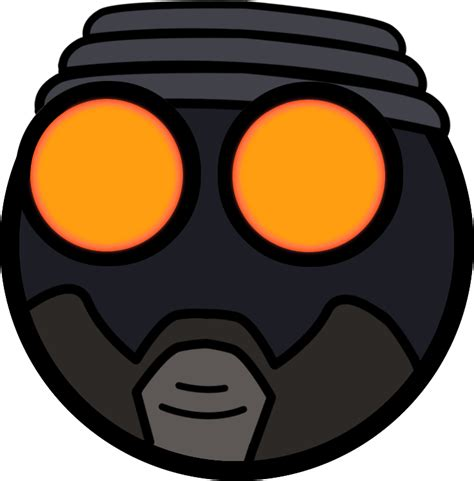 Kaos Awesome Smiley 2 awesome smiley helghast v2 by sitic on deviantart
