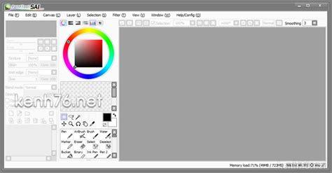 tool sai vn zoom paint tool sai phần mềm vẽ chibi đẹp nhất 2013