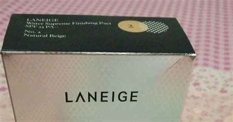 Bedak Laneige Bb Cushion Malaysia korean review laneige water supreme