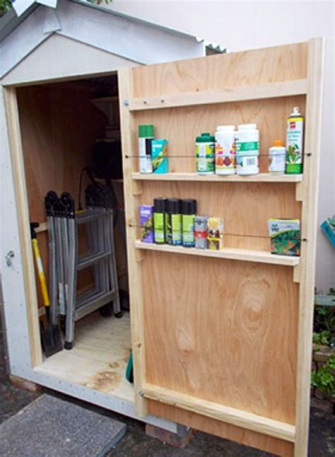 shed organization diy 133 best images about small house storage on