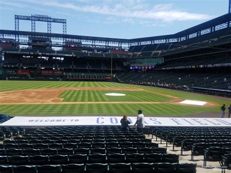 coors field section 138 rateyourseats