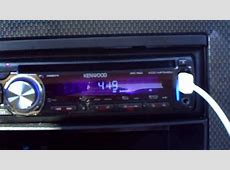 Kenwood KDC-MP345U Review - YouTube Listen To Ipod