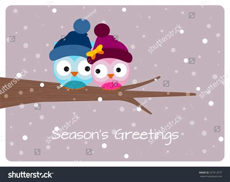 best wishes of the season merry card best wishes stock vector
