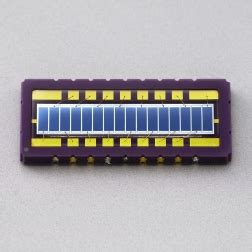 pin diode array si pin photodiode array s8558 hamamatsu photonics