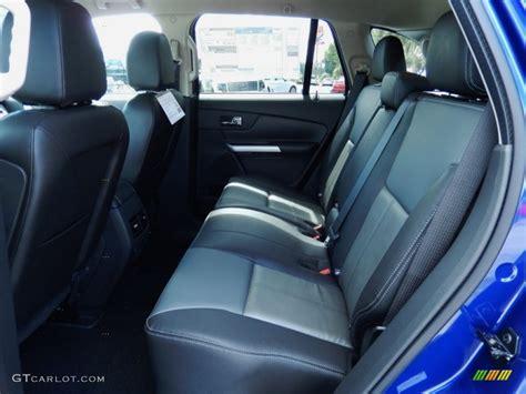 2013 ford edge sport interior color photos gtcarlot