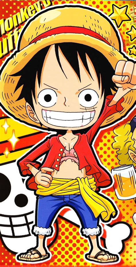 Monkey D Luffy Gear Second monkey d luffy gear second chibi www pixshark