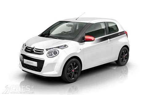 The new Citroen C1 FURIO: Sporty looks   but cheap as
