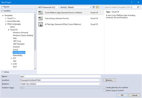 visual studio form templates missing templates in visual studio 2017