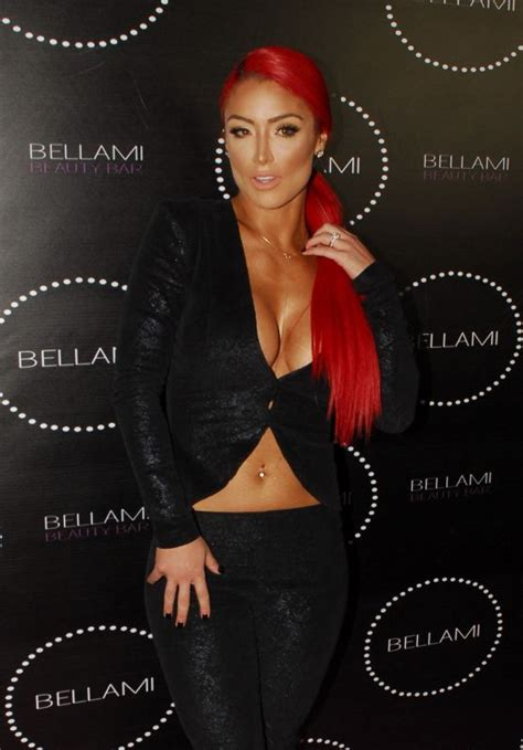 eva marie bellami eva marie bellami beauty bar in west hollywood may 2016