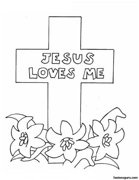coloring pages jesus easter coloring pages religious