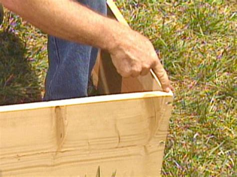 How To Build A Raised Vegetable Bed How Tos Diy How To Build A Vegetable Garden Bed