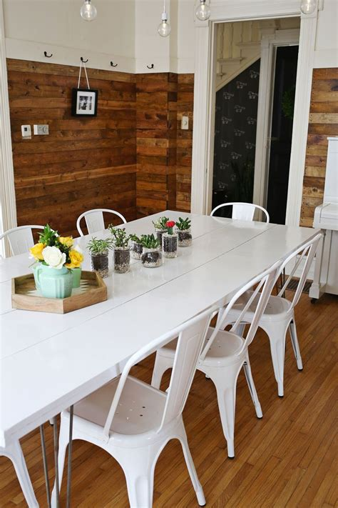 tips for painting a dining room table a beautiful mess