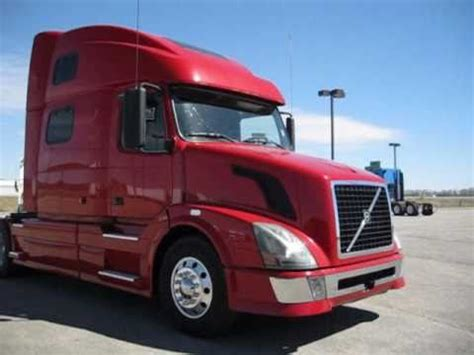 2007 volvo truck 2007 volvo 780 lone mountain truck leasing youtube