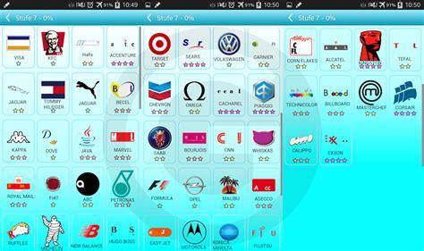 picture quiz logos loesungen level  giga