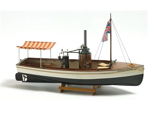 model boats and fittings billing boats b588 african queen steam boat model boat