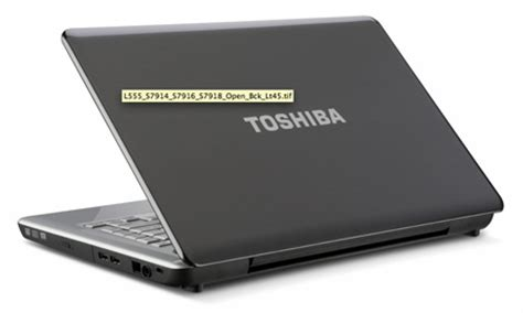 toshiba satellite l555 s7916 17 3 inch laptop black grey shop eprobe