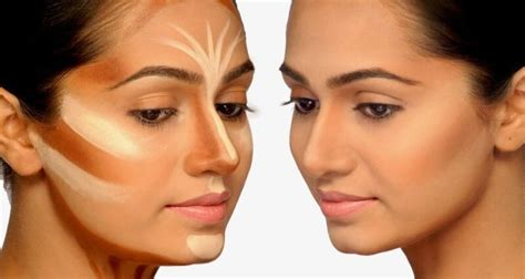 Contour Make how to contour your makeup step by step