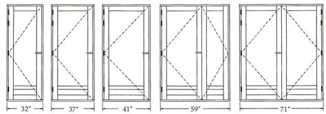 Standard Interior Door Measurements Standard Interior Door Dimensions 5 Photos 1bestdoor Org