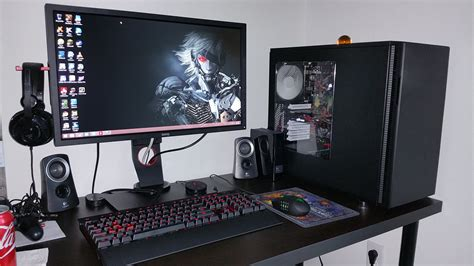 Gaming Desk Tops My 2015 Gaming Pc Build