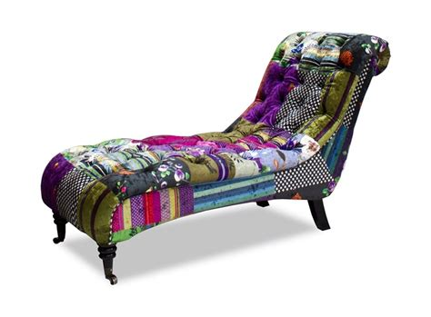 chaise lounge nz patchwork chaise