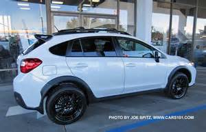 Subaru Crosstrek Sti Subaru 2016 Crosstrek Options And Upgrades Photo Page 4