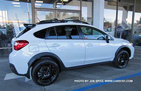 subaru crosstrek 2016 black subaru 2016 crosstrek options and upgrades photo page 4