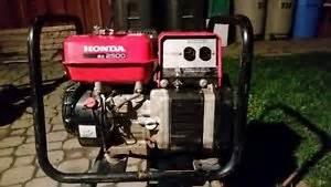 Honda Ep2500 Generator Generator Honda 2500 Buy Or Sell Tools In Ontario