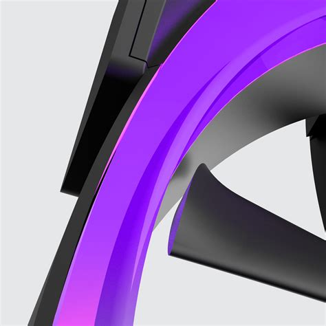 Nzxt Aer Rgb 140mm Digitally Controlled Rgb Led Fans For Hue Plus H nzxt pc hardware manufacturer cases cooling fan