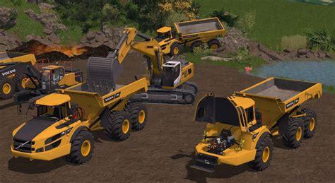 Topi Trucker G1 Ls volvo a40g v1 0 0 0 farming simulator 2017 mods fs 17 mods ls 2017 mods