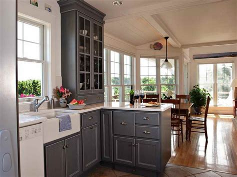 Gray Kitchen Cabinet Ideas 10 Grey Kitchen Cabinet Ideas You Shouldn T Miss To