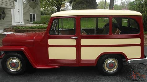 Jeep Woody Wagon For Sale 4 Door Willys Wagon Autos Post