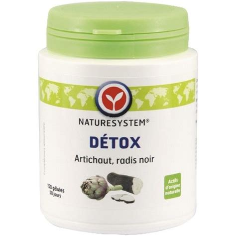 Detox Nickel From The by Saveurs Detox