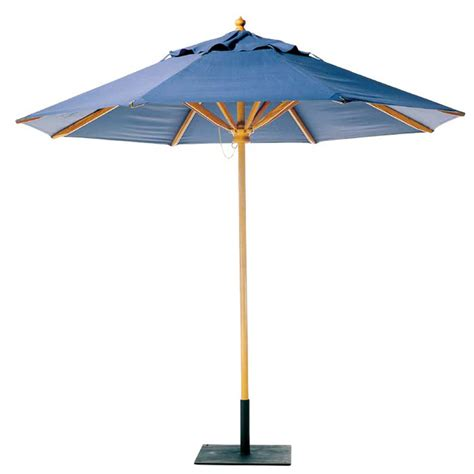 Umbrellas For Patio by Tropitone Manual Lift Florence Umbrella Florence Umbrella