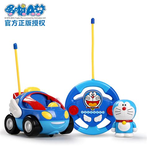 light up toys for kids doraemon remote control car children s light up toy rc